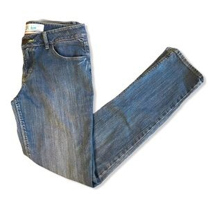 MATIX Slim 5 Pocket Skinny Jean with Yellow Stitch